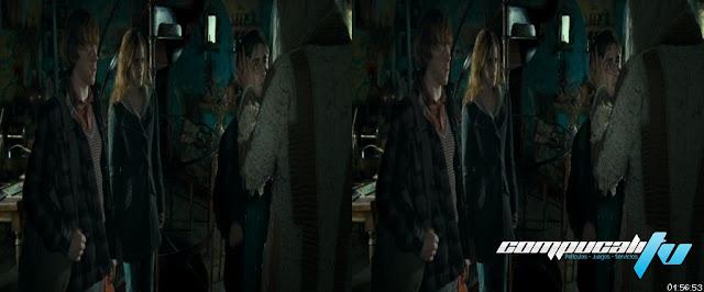 Harry Potter y las Reliquias de la Muerte 3D SBS Latino