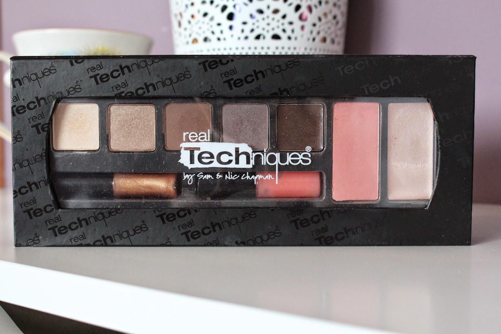 Real Techniques Modern Natural Makeup Kit! - claresloves