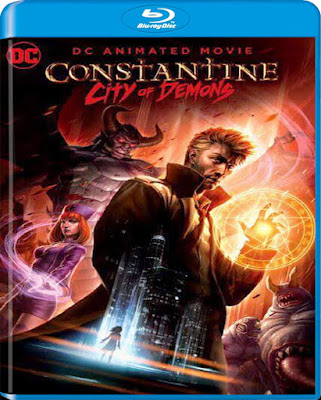 Constantine City of Demons The Movie 2018 BD25 Latino