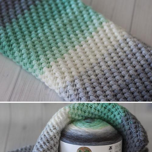 Spring Bean Cowl - Free Pattern