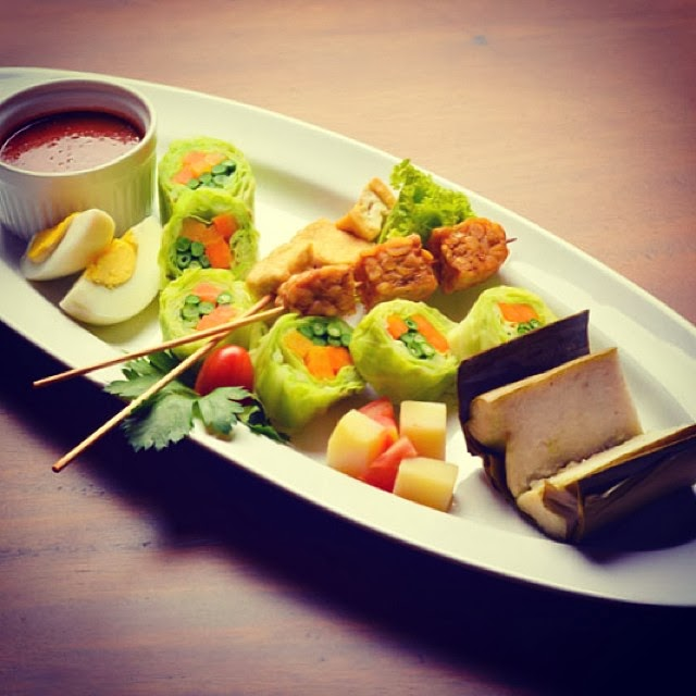 Menur Bistro Indonesian Fusion Restaurant  Seputar Semarang
