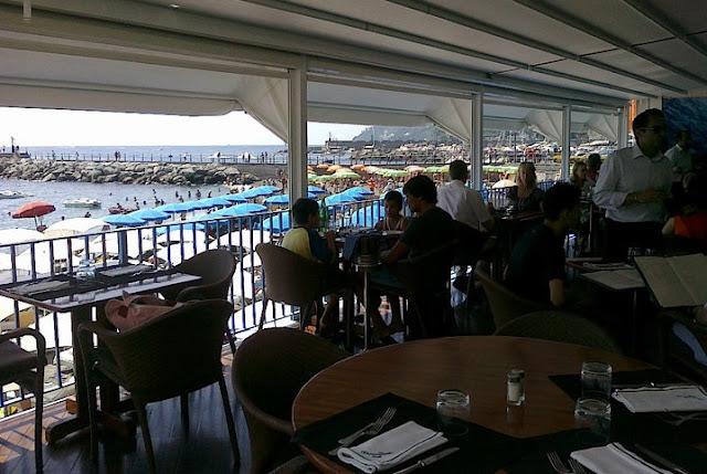 'Ristorante Marina Grande em Amalfi