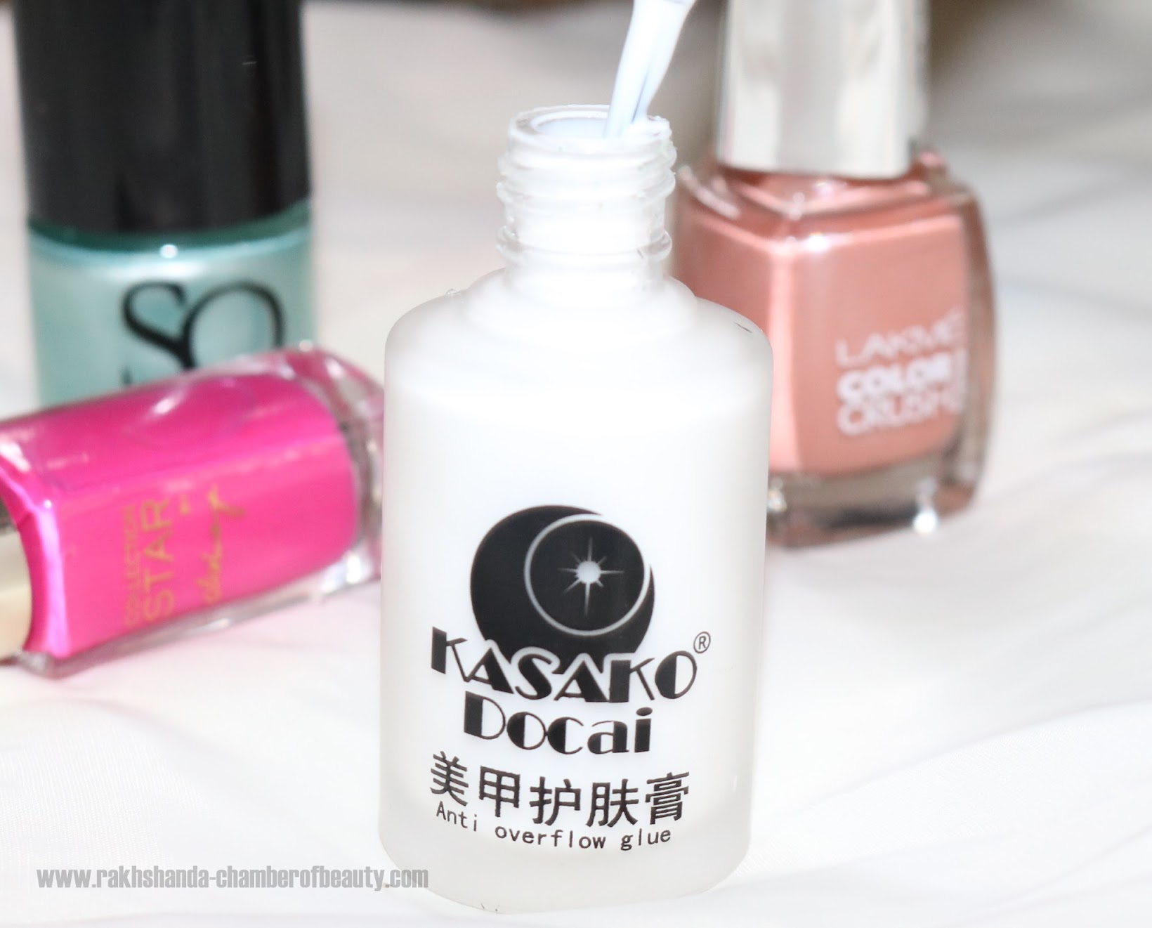Born Pretty Anti-Overflow Glue Review & How to Use it, Born Pretty Store nail art tools