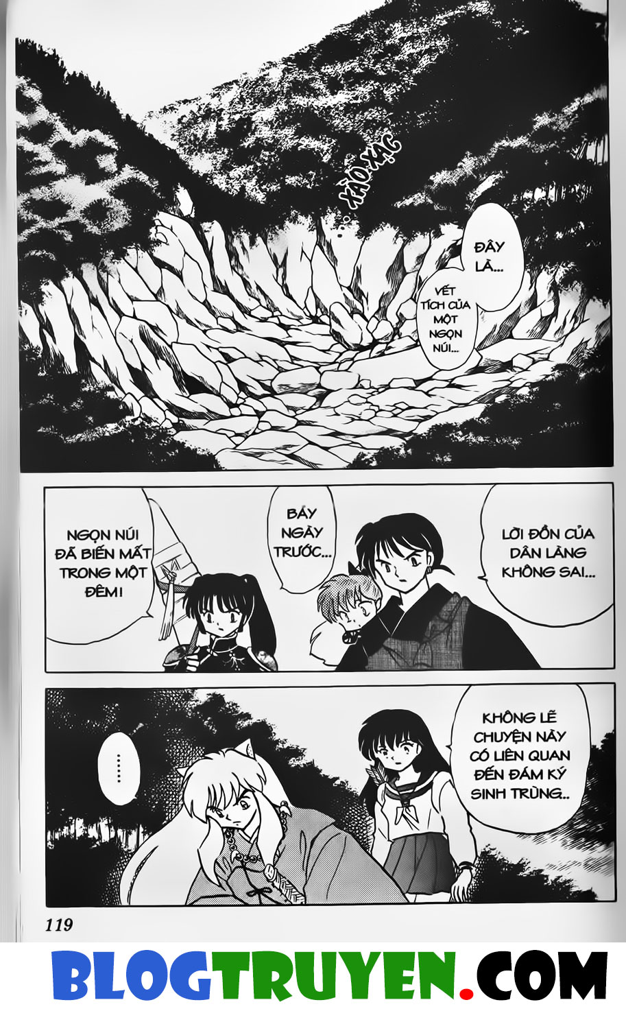 Inuyasha vol 34.7 trang 8