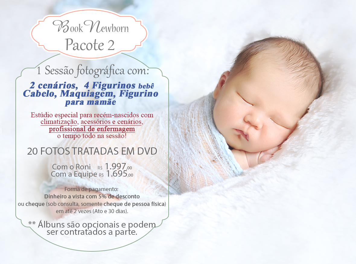 book newborn sp