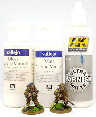 How to paint WW2 British Paratroopers