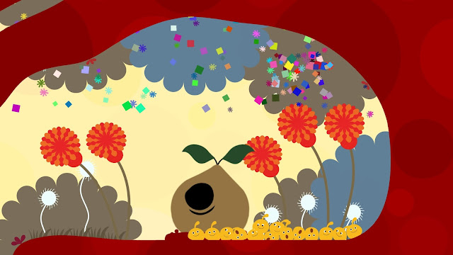 LocoRoco Remastered on PS4