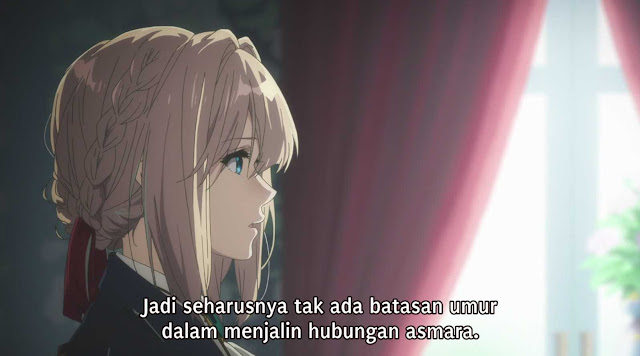 Violet Evergarden Episode 05 Subtitle Indonesia