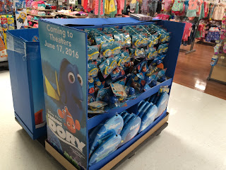 finding dory merchandise release