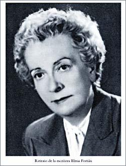 """Encarnación Aragoneses (""""Elena Fortún"""")"""