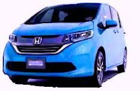ALL NEW FREED Produk HONDA JEPANG 2017