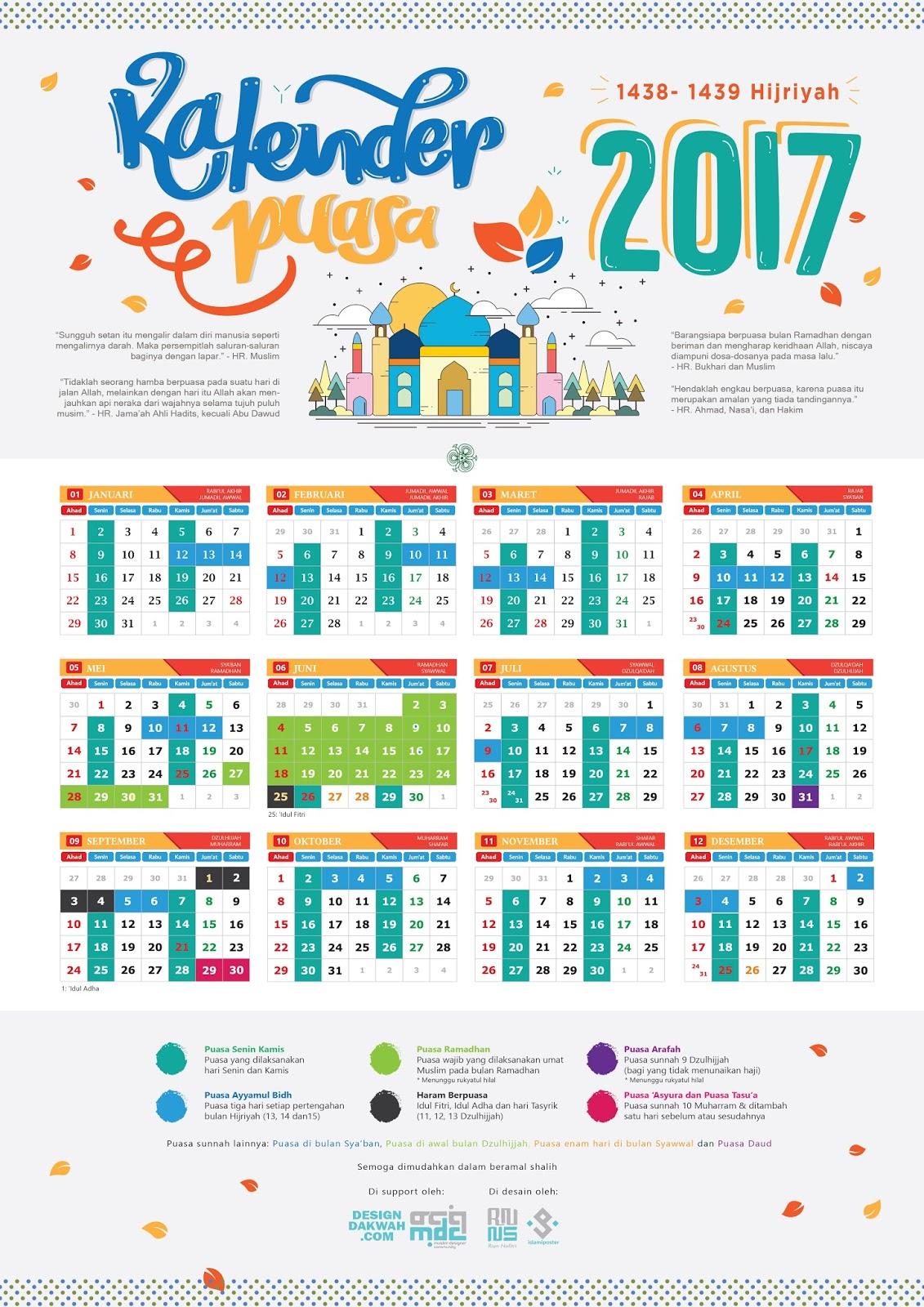 Kalender Puasa 2015 Pdf