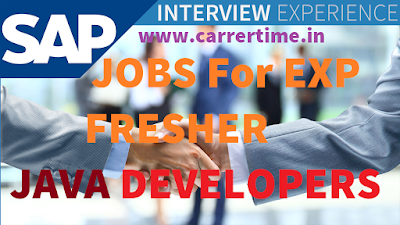 java developer jobs for Exp Engineeers