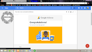 Finally, Google approve my AdSense