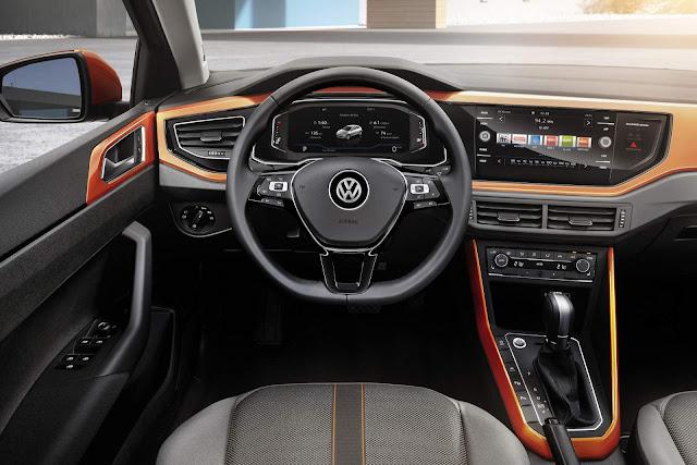 Novo VW Polo 2018 têm produção iniciada