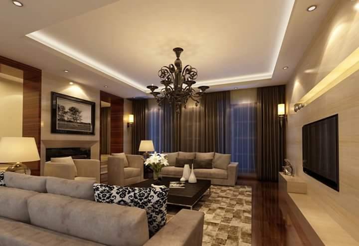 70 Gambar Ruang Tamu Mewah Dan Elegan Untuk Rumah Idaman Keluarga