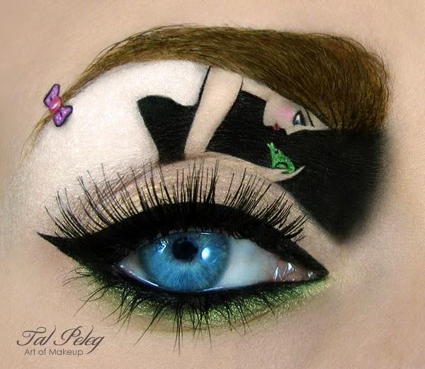 Tal Peleg makeup