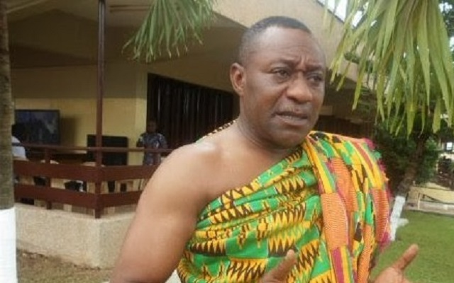I am sorry - Bantama MP to NPP