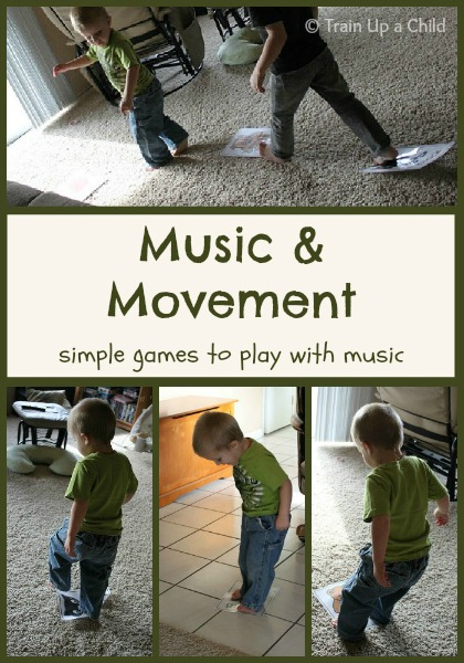 Music And Movement Games For Kids Learn Play Imagine