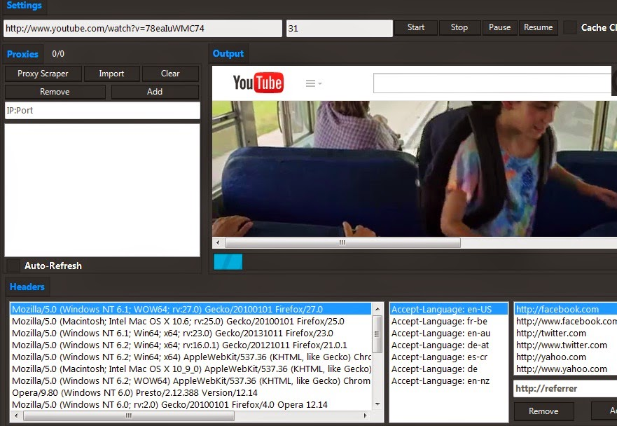 Download free youtube Views,subscriber,Likes bot For youtube 2016