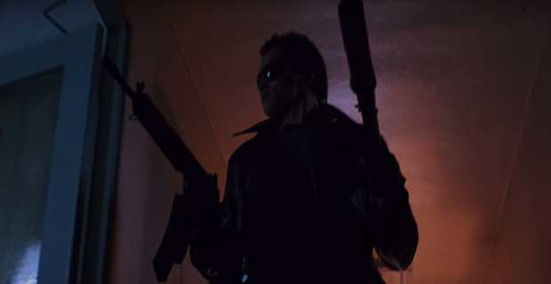 Terminator Terinspirasi dari Mimpi
