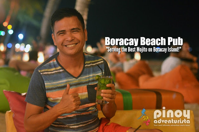 Boracay Beach Pub Station 4 Beach Pub