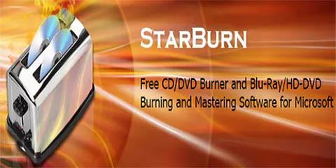 تحميل برنامج حرق ونسخ الاسطوانات StarBurn مجانا