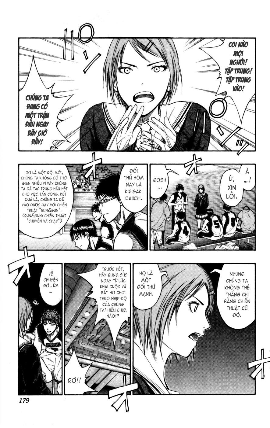 Kuroko No Basket chap 098 trang 13