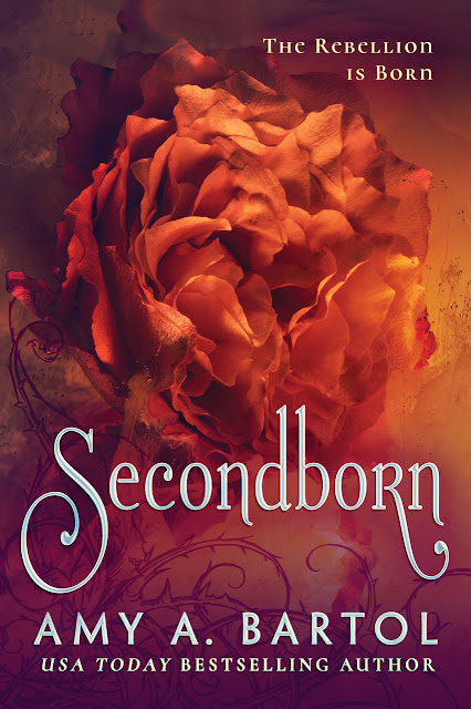 Beautiful 2017 Book Cover Designs  Secondborn by Amy A. Bartol