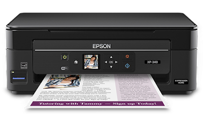 Epson Expression Home XP-340 Driver Download
