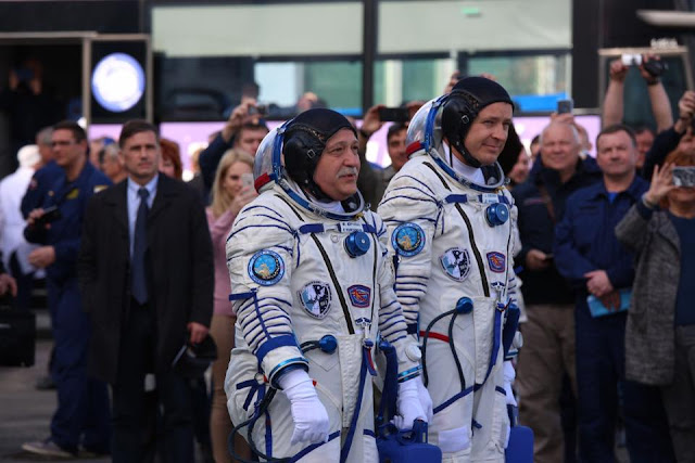 Ένας Πόντιος για 5η φορά στο διάστημα