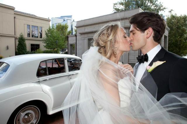Свадебные фото актеров из Молодых и Дерзких. Ywed4
