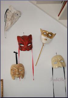 venise venice venezia masques
