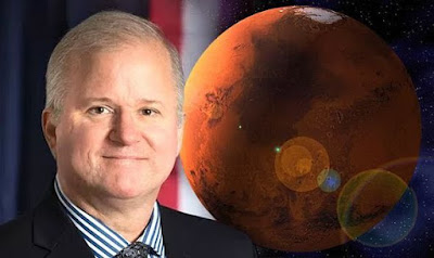 I've been to Mars claims US Presidential Candidate but what do you think about his story.