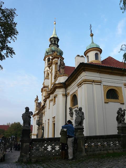 Notre-Dame De Lorette Prague