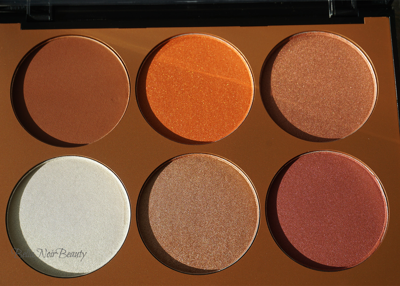 Contour Blush Spice Market Blush Palette by Sephora Collection #11