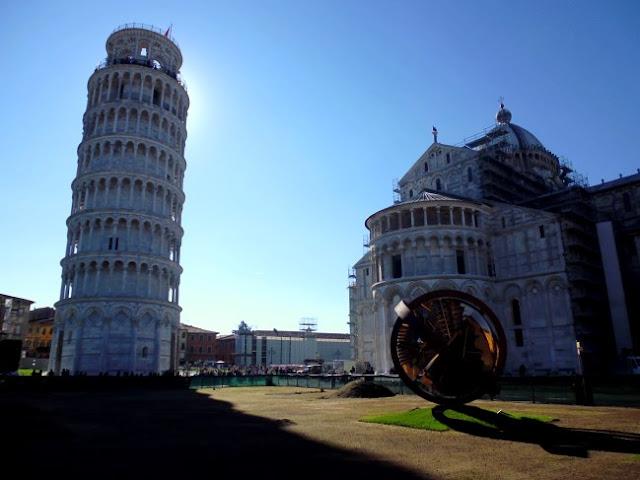 Visita de un día a Pisa