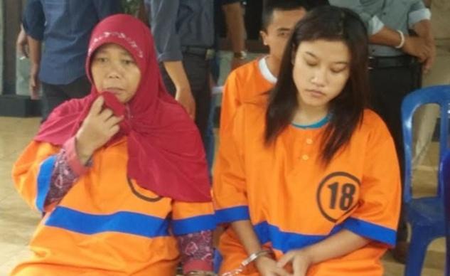 PARAH..!! Gugurkan Bayi Pakai Batang Ketela, Sepasang Kekasih Dituntut 2 Tahun Penjara