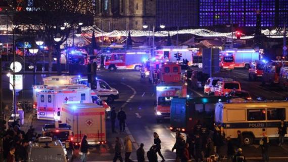 Став відомий замовник кривавого теракту в Берліні
