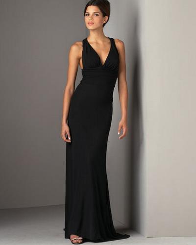 Choosing Black Tie Dresses For Women