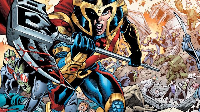 superhero wanita dc terkuat