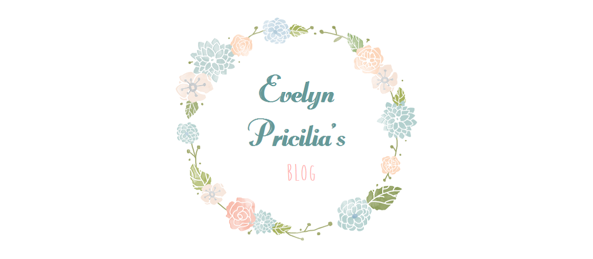Evelyn Pricilia's Blog