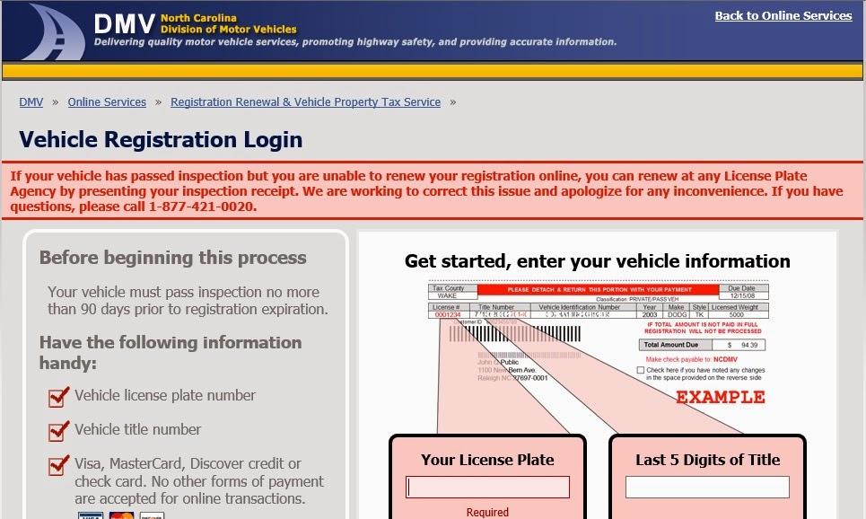 North Carolina Vehicle Property Tax Deductible