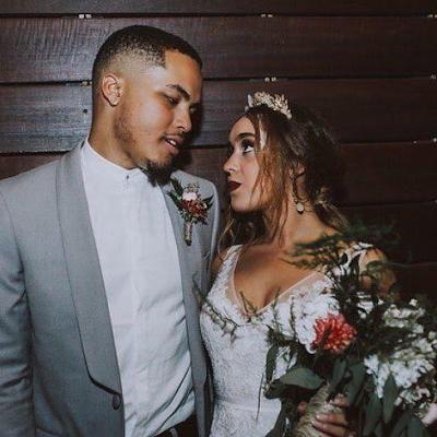Photos: Gospel singer Israel Houghton's daughter weds