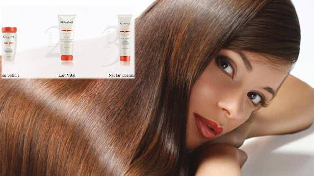 kerastase shampoo: un producto especializado para sacarle provecho a tu tipo de cabello.