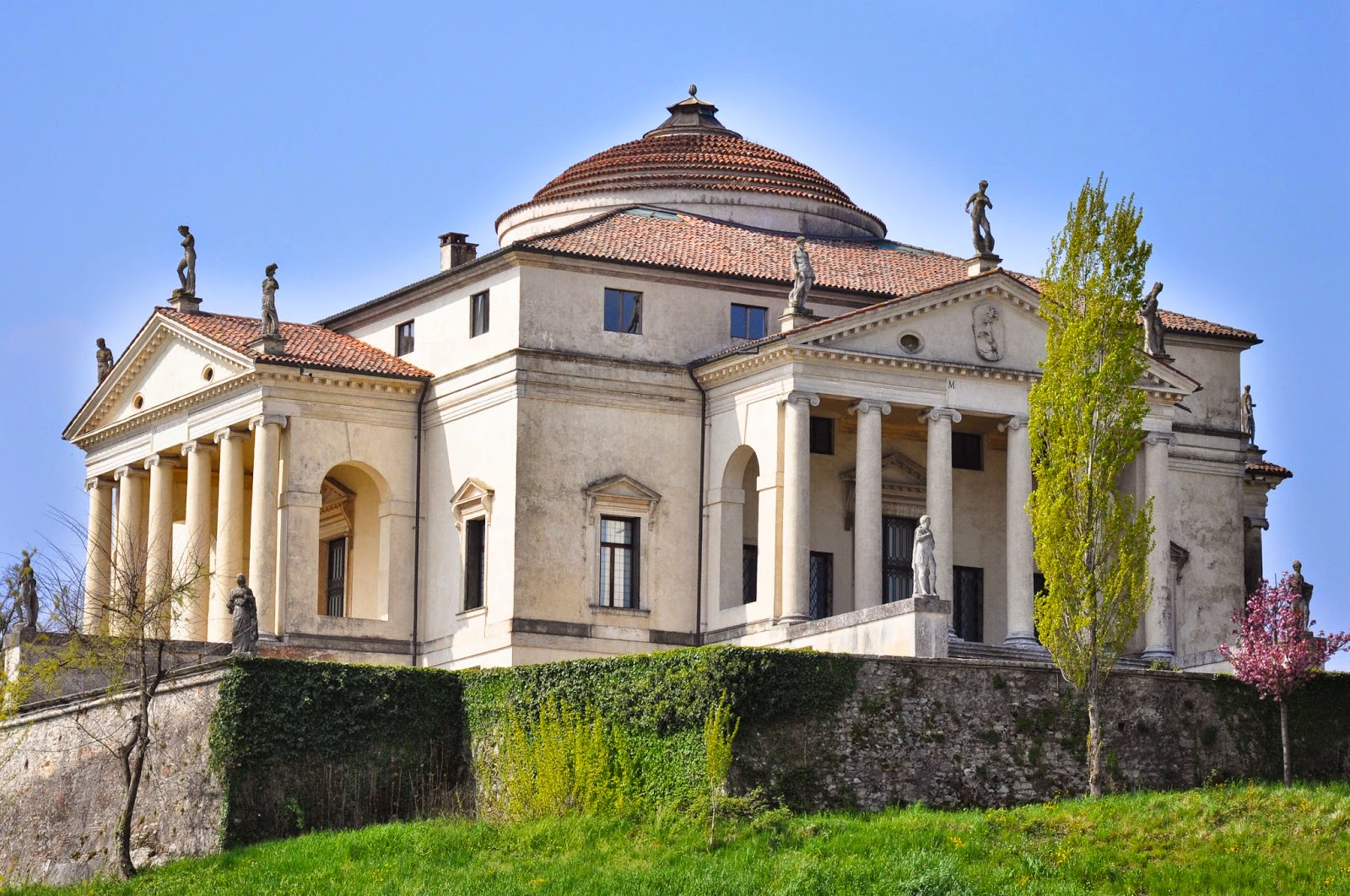"Villa Capra ""La Rotonda"", Vicenza, Italy"