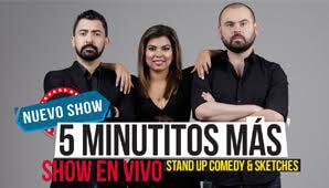 5 MINUTITOS MAS 2018