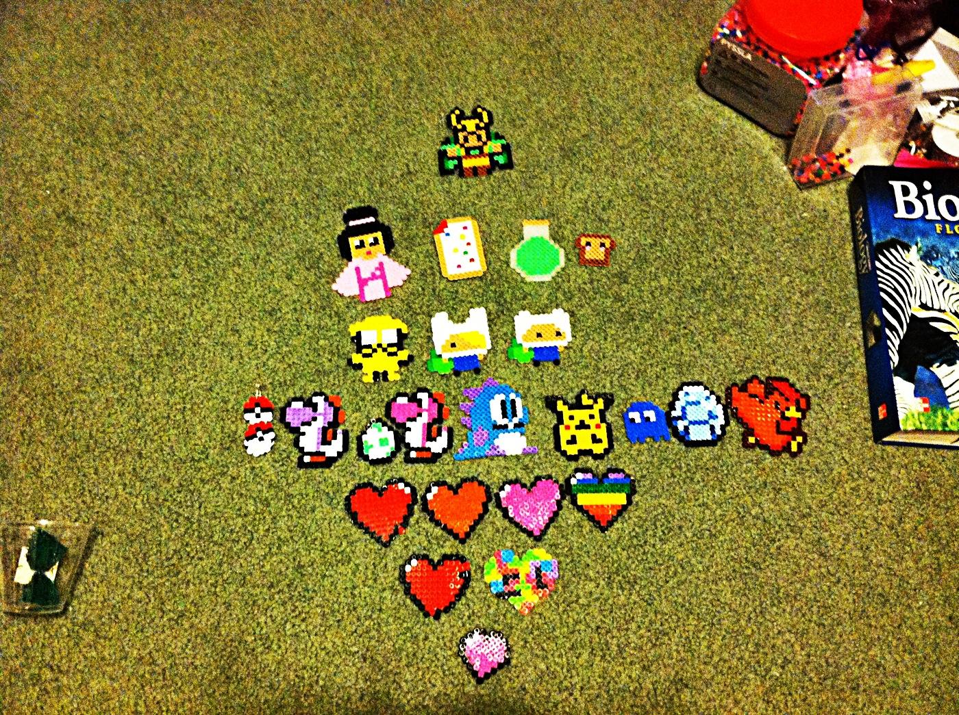 Kawaii Crafts :3: Perler bead