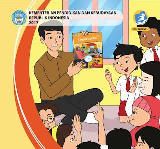 disusun sebagai pemandu penggunaan buku   teks siswa di  lapangan Download Buku Guru SD/MI Kelas 1 (Satu) Kurikulum 2013 Revisi 2017 Lengkap