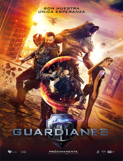Ver Guardianes (Zashchitniki) (2017) Online